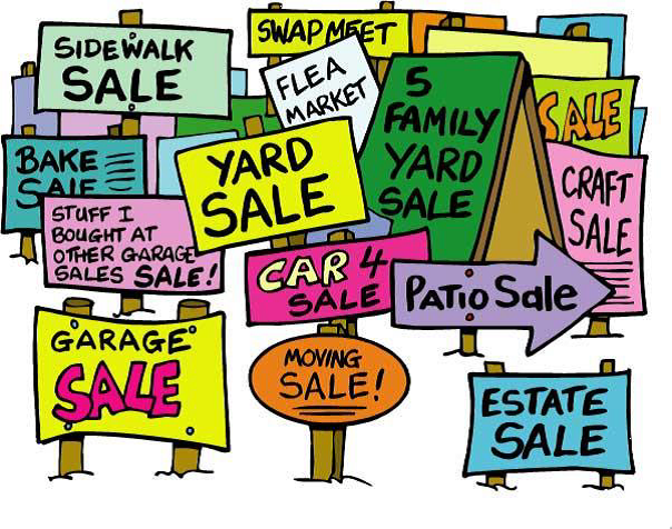 Community Garage Sale - My Haliburton Highlands