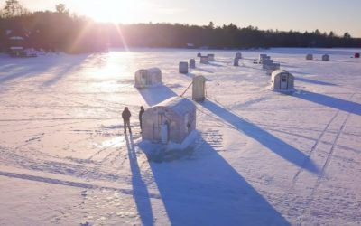 Some Ice Fishing Q & A