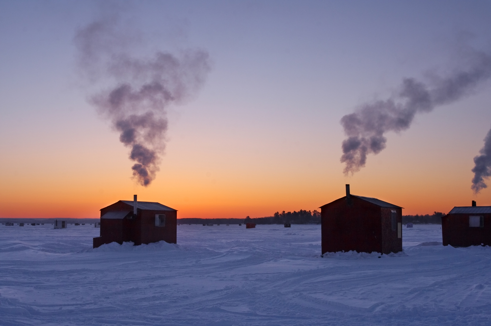 When to go Ice Fishing?