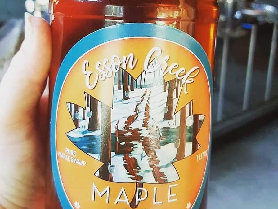 maple producers are an essential business!! Yay!