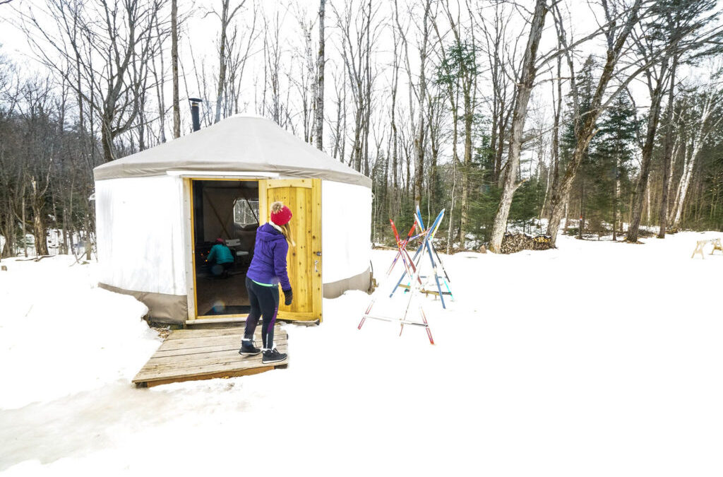 Discover Winter Camping